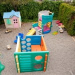 Coquitlam daycare facility | Stars Childcare backyard play area
