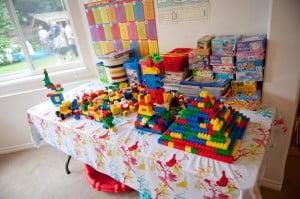 Coquitlam daycare facility | Stars Childcare Lego