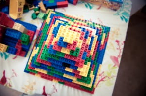 Coquitlam daycare facility | Stars Childcare Lego stack