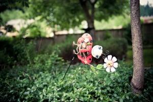 Coquitlam daycare facility | Stars Childcare garden ornament