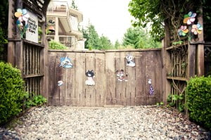 Coquitlam daycare facility | Stars Childcare back yard