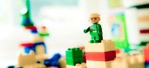 Coquitlam daycare facility | Stars Childcare Lego Man